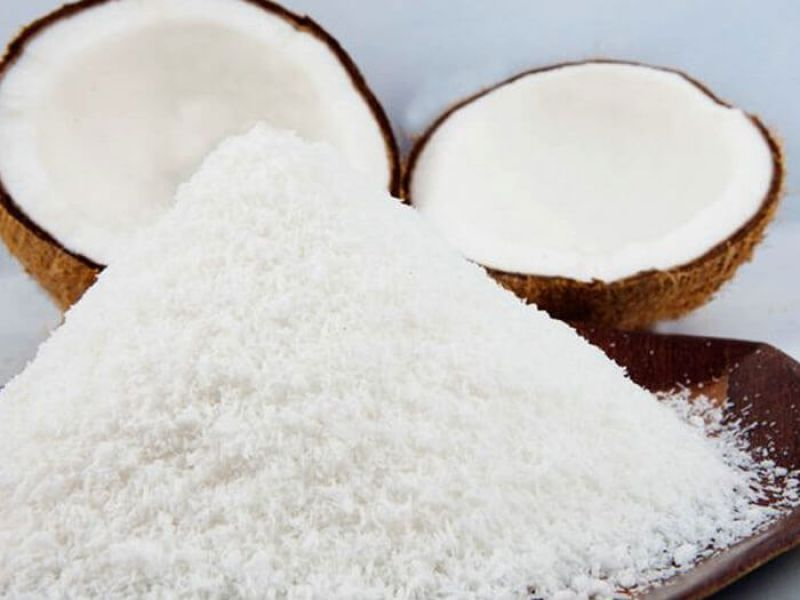 Coconut puree